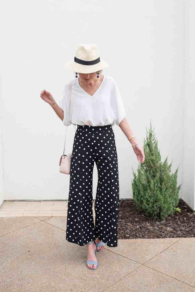 www.loverlygrey.com - polka dot pants