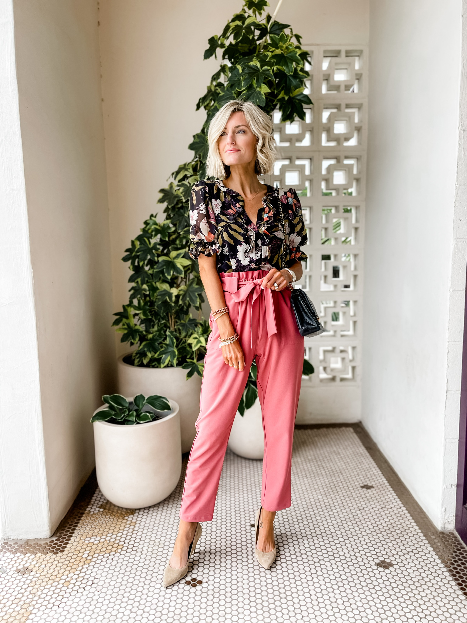 Adding Color to Your Work Wardrobe