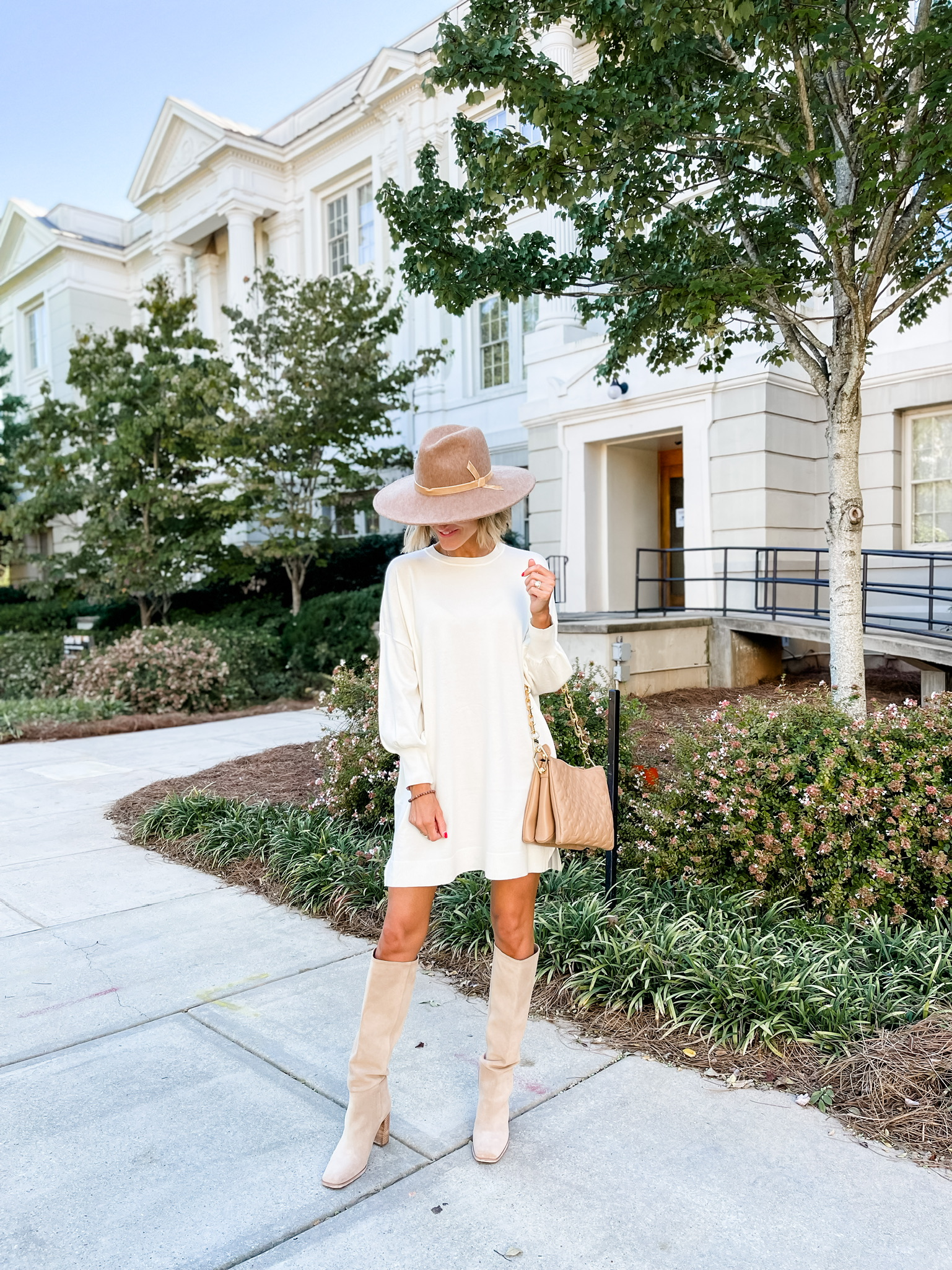 Sweater Dress You Need for Fall