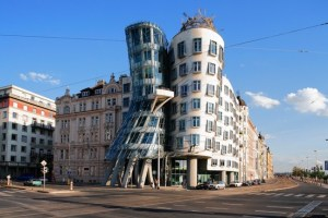 Gehry Bldg Prague
