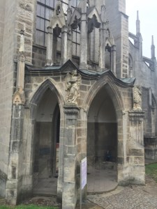 Kunta Hora - Church 1