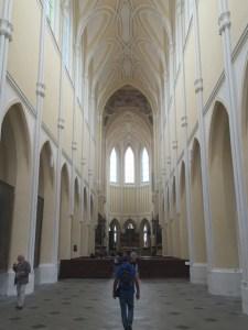Kunta Hora - Church Inside