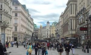 Vienna street scene 1