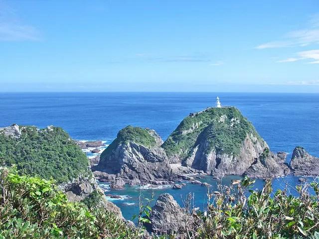 鹿児島佐多岬