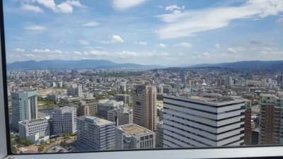 福岡タワーからの景色