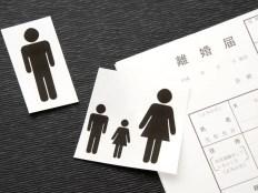 離婚 家庭崩壊イメージ