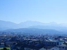 富山の街並み