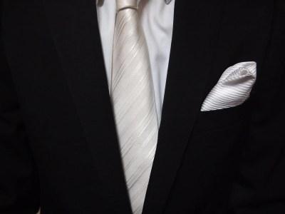 礼装 ネクタイ