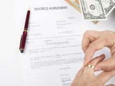 離婚とお金のイメージ