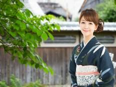 京都弁を話す女性