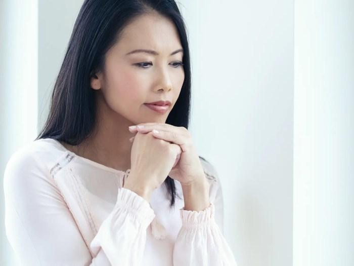 恋愛経験ゼロの30代女性 イメージ