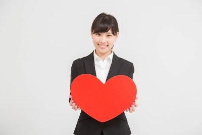 職場恋愛をしたい女子