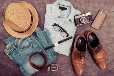 オシャレ男子のファッションアイテム