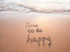 time to be happy 幸せな時間
