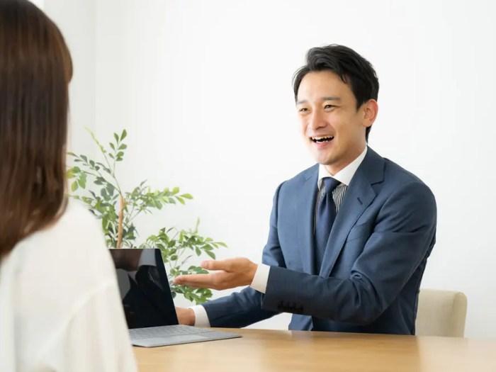 結婚相談所 サポートをするアドバイザー