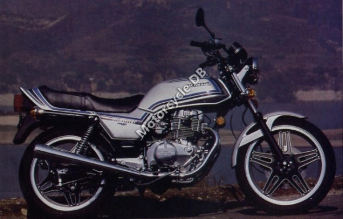 honda motorcycle wiring diagram xl100 plete meyer plow pump review of cm 400 t reduced effect 1983 pictures