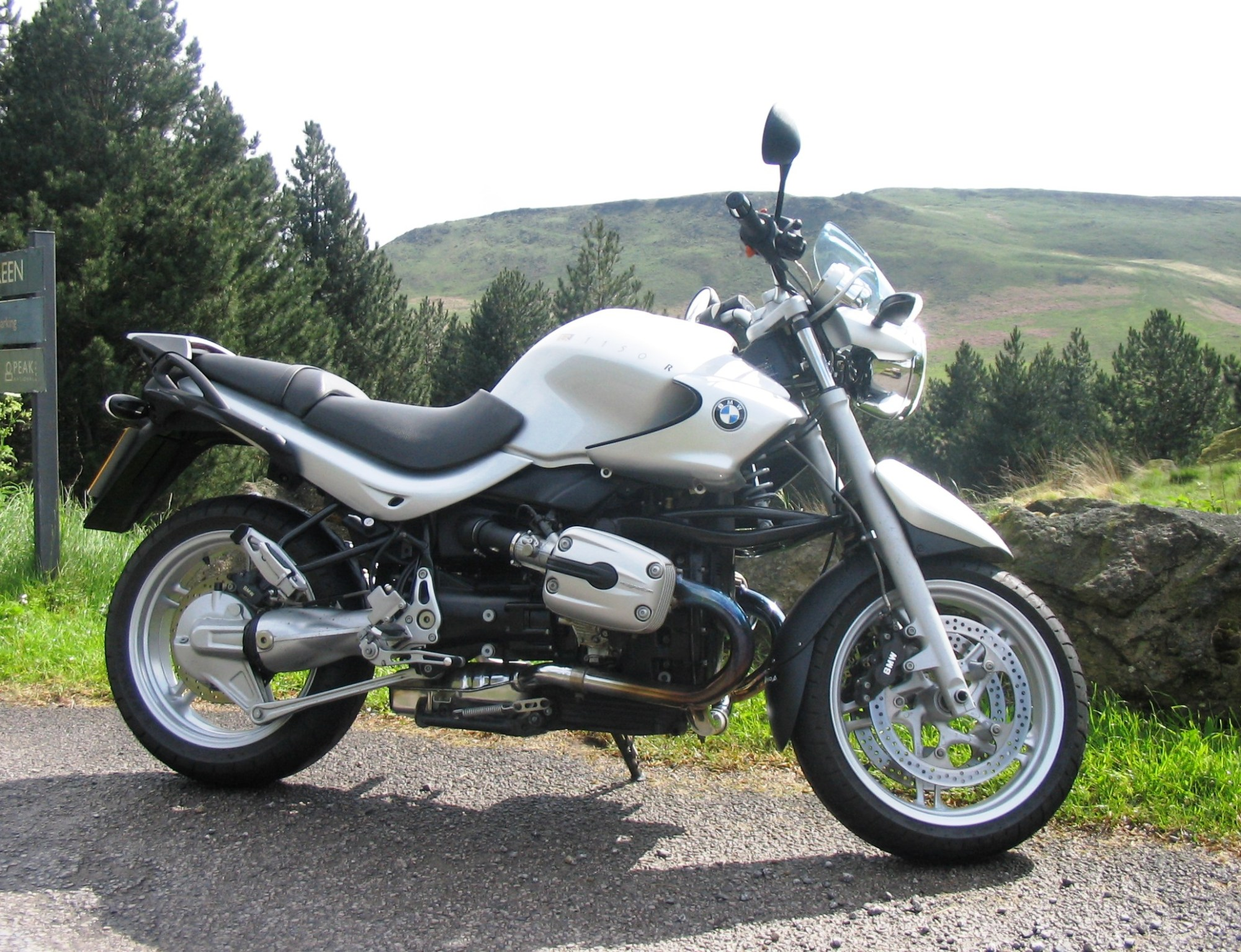 hight resolution of bmw r 1150 rt 2003 photo 2