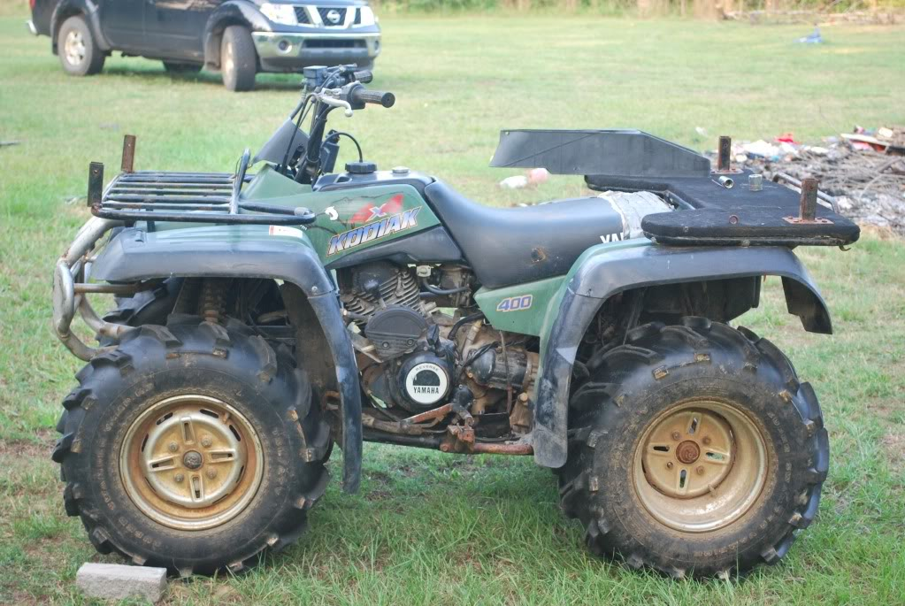 95    Yamaha       Kodiak       400       4x4    Wiring    Diagram
