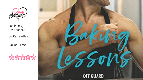 Baking Lessons – Katie Allen – Book Review
