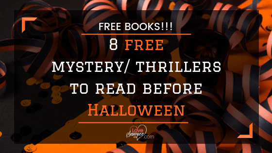 Free mystery thrillers to read before halloween
