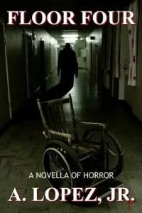 Creepy books: floor four
