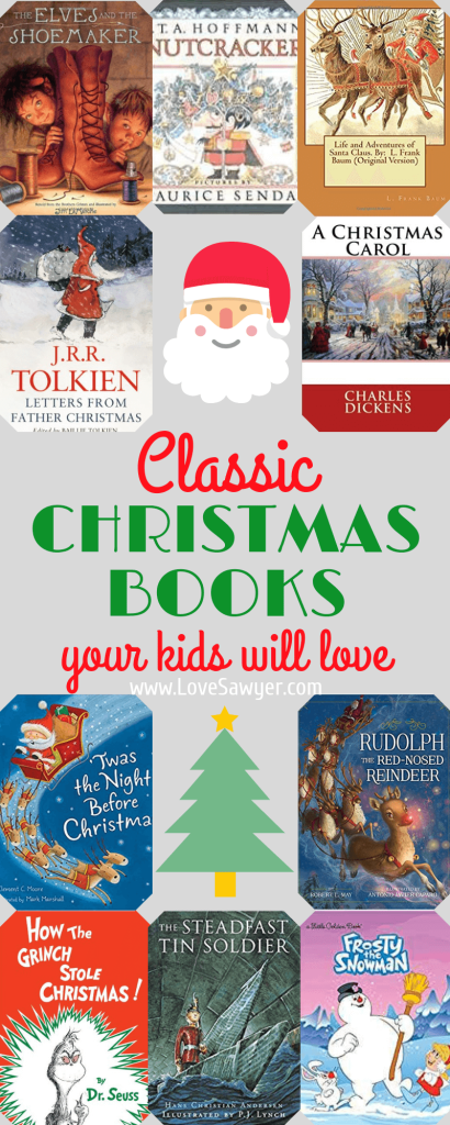 Classi Christmas Stories for kids Book list,