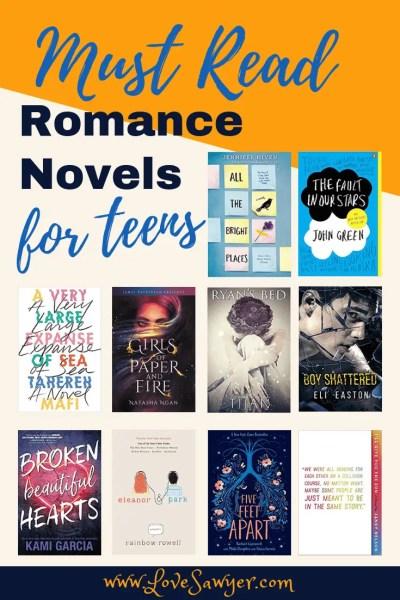Young Adult Romance Novels