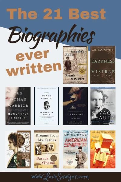 Best Biographies ever written