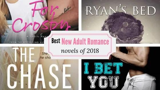 Best New Adult Romance Novels of 2018