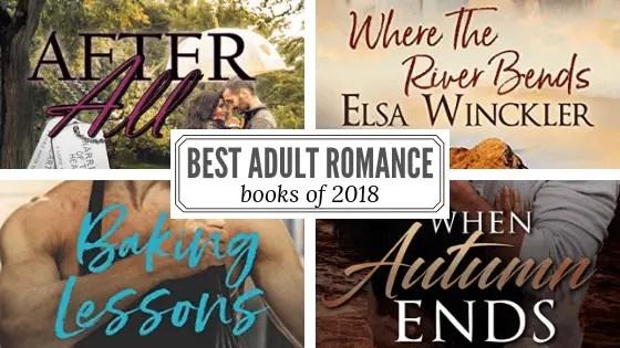 Best Contemporary Romance Novels of 2018