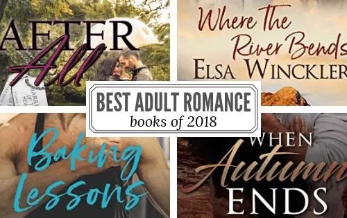 Best romance novels of 2018