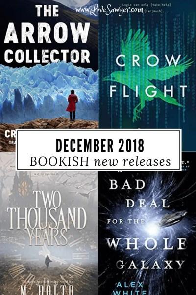 December 11, 2018 book releases