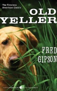 Most Depressing Kids Books Old Yeller by Fred Gipsen