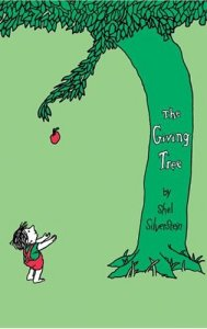Sad books for kids The Giving Tree by Shel Silverstein