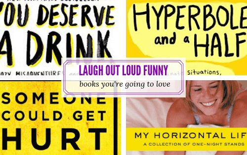 Laugh Out Loud Funny Books