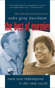 book to movie adaptation 2019 the best of enemies by Osha Gray Davidson