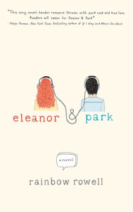 best young adult romance novels eleanor & park by rainbow rowell