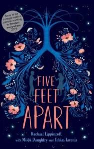 best young adult romance novels five feet apart by rachel lippincott