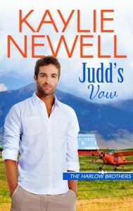 February 4, 2019 book releases Judd's Vow by Kaylie Newell