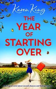 February 4, 2019 book releases The Year of Starting Over by Karen King
