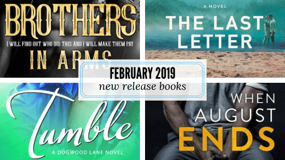 Highly anticipated new releases of February 2019