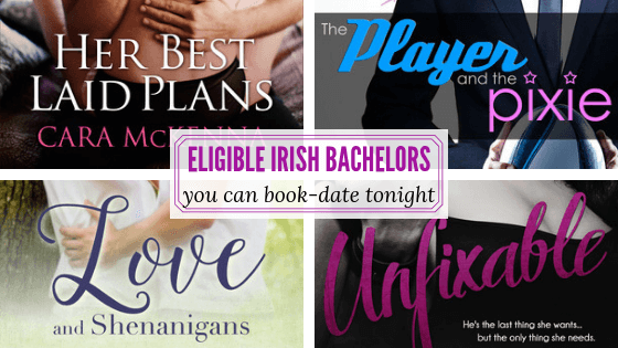Romance Novels set in Ireland
