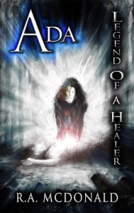 books for girls who don't like to read ada: legend of a healer by r a mcdonald