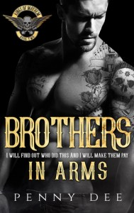 February 26, 2019 book releases brothers in arms penny dee