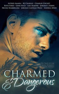 Romance novels with leprechauns charmed and dangerous anthology