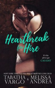 Spring 2019 to read list heartbreak for hire by tabatha vargo and melissa andrea