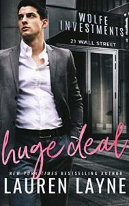 February 12, 2019 book releases huge deal by lauren layne