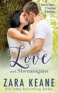 love stories set in ireland love and shenanigans by zara keane