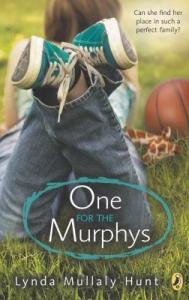 books for girls who don't like to read one for the murphys by lunda mullaly hunt
