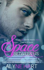 Spring 2019 to read list the space between us by alyne hart